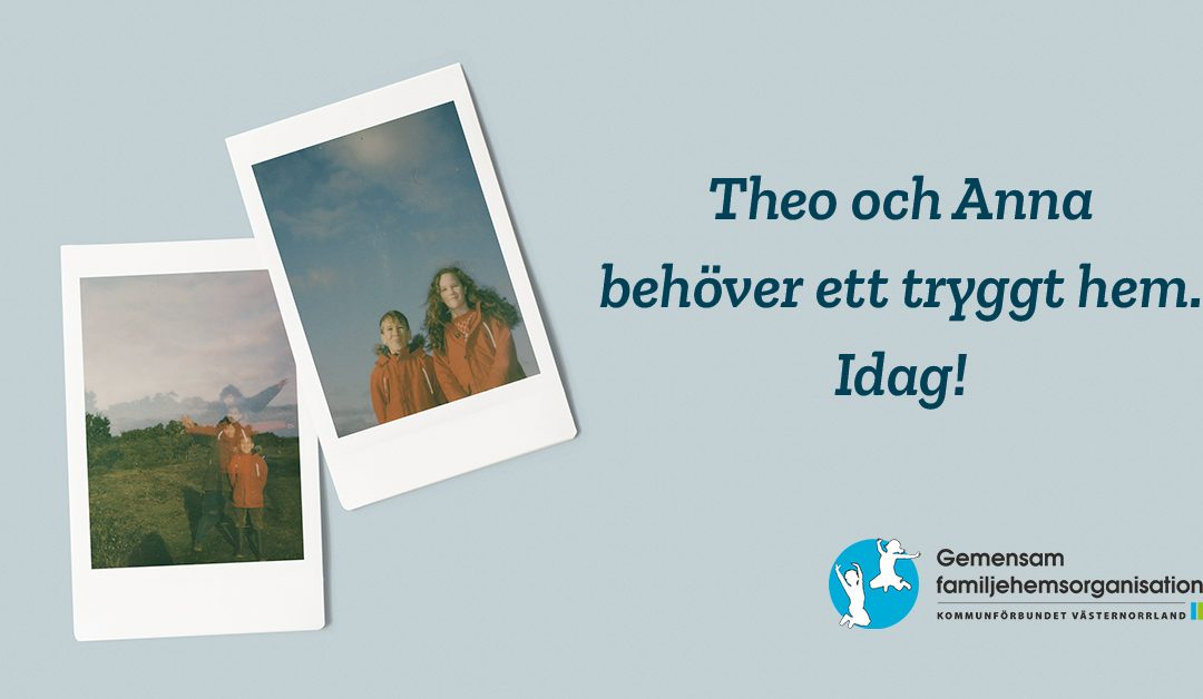 Sökes: Jourhem i Örnsköldsvik!