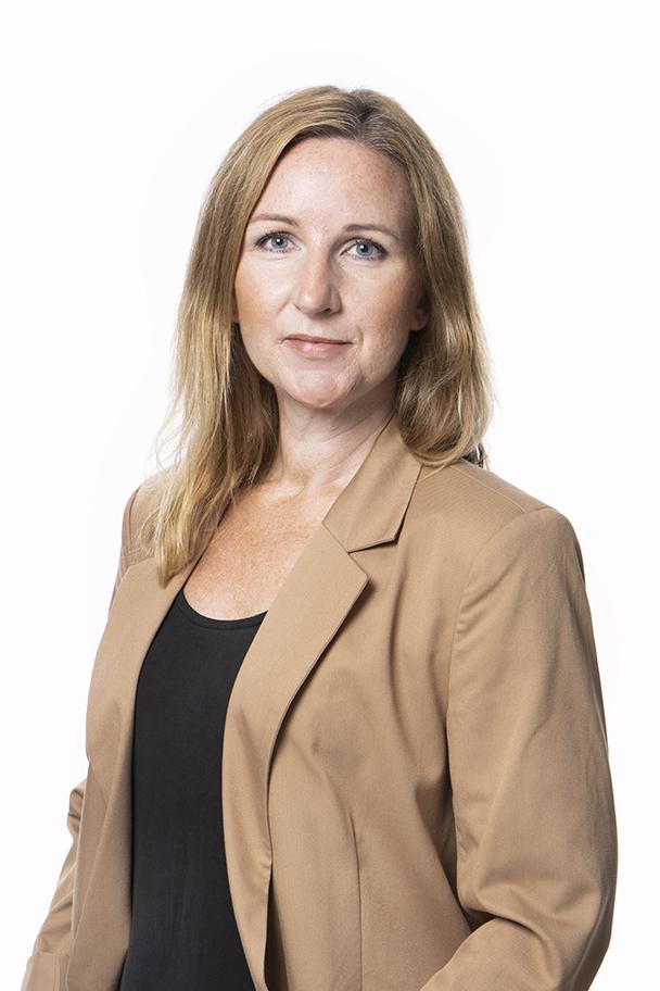 Frida Maistedt, familjehemssamordnare på Gemensam familjehemsorganisation GFO